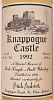 Etiketa Knappogue Castle 1992 1992/1999 40%