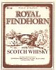 Etiketa Royal Findhorn 40%